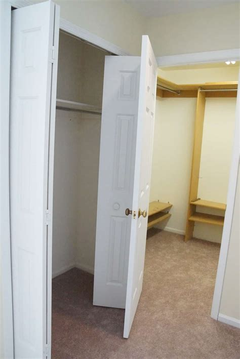closets with doors your closet more with a pocket door