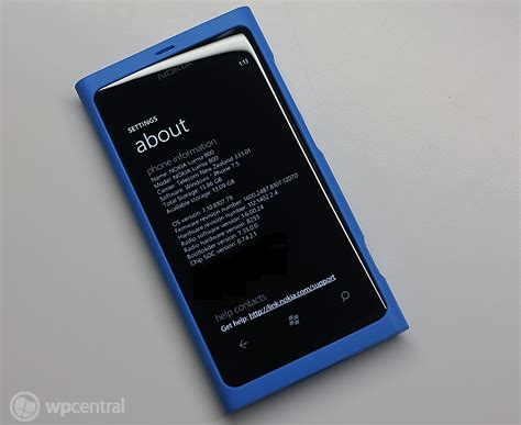 Nokia Lumia Update nokia working on new lumia 800 firmware with possible