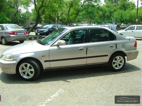 1999 Honda Civic For Sale by Used Honda Civic Vti 1999 Car For Sale In Islamabad