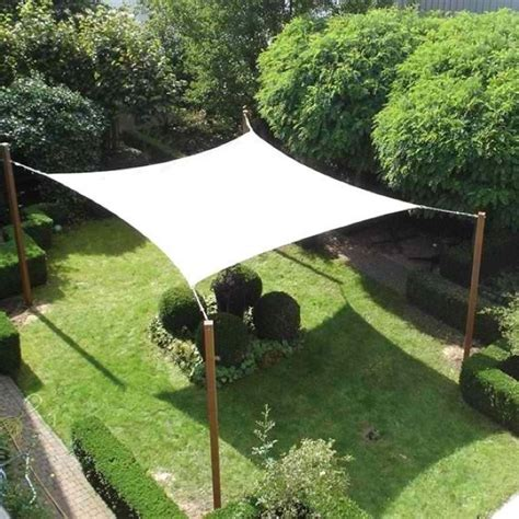 diy backyard canopy outdoor furniture design and ideas