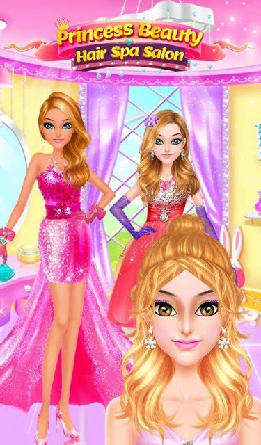 hair spa download video princess beauty hair spa salon download apk for android