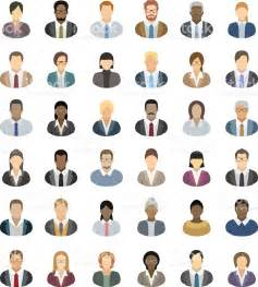 business people icons stock vector art 504538068 istock