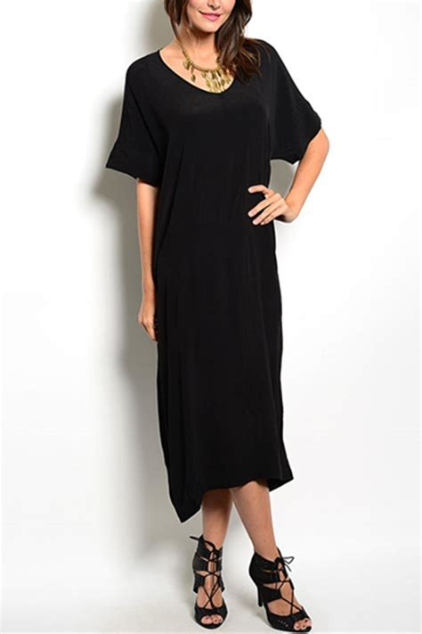 Basic Black shop the trends basic black dress from indiana by mink