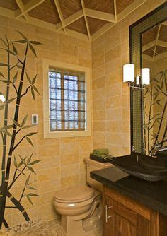 bamboo themed bathroom bathroom on pinterest