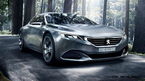 peugeot exalt 2014 peugeot exalt concept refreshed for paris will