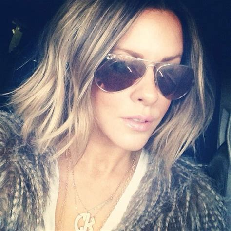 courtney kerrs waves with braids how to loving courtney kerr quot s new cut and color m i d l e n