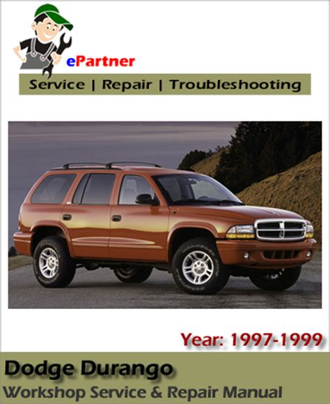 small engine repair manuals free download 1997 dodge ram van 1500 windshield wipe control dodge durango service repair manual 1997 1999 automotive service repair manual