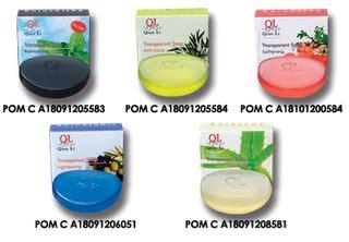 Ql Anti Acne Soap rully shop ql produk kecantikan