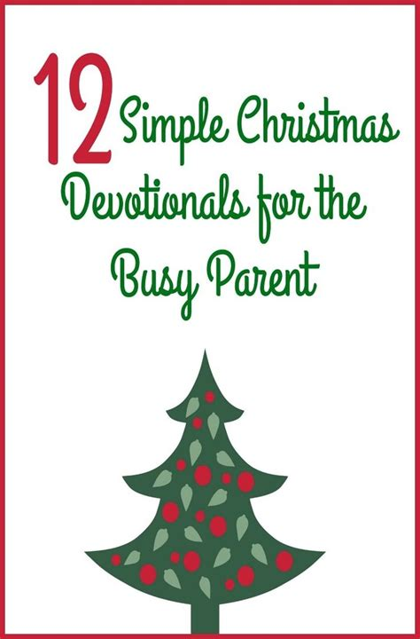 printable christmas devotions 12 simple christmas devotionals for busy parent