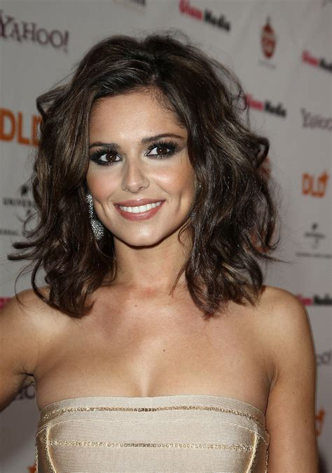 clavicut hairstyles cheryl cole the clavicut the best celebrity midlength