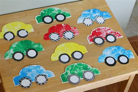 Paper Car Craft - paper car craft for