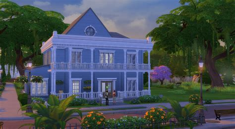 four house the sims 4 house dusk simcitizens