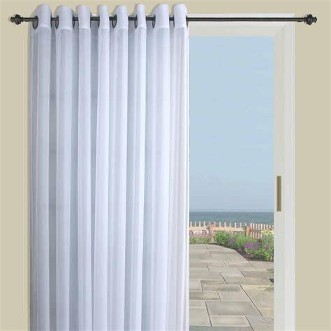 Modern White Curtains