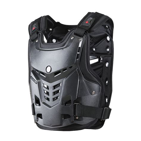 Motorcycle Motorbike Motocross Chest Back Protector Armour
