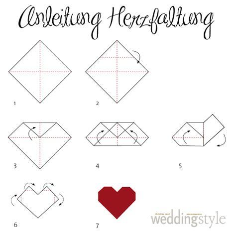 Bettdecke Als Herz Falten by Herzform Falten Weddingstyle De