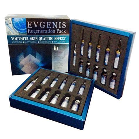 Ev Genis Regeneration Pack 4 In 1 evgenis regeneration pack 4u injection skin