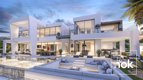 moderne stubenmöbel modern villa for sale in bel air estepona malaga costa