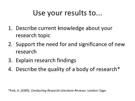 Arlene Fink Conducting Research Literature Reviews by Conduct Literature Review Research Statisticalhelp Web Fc2