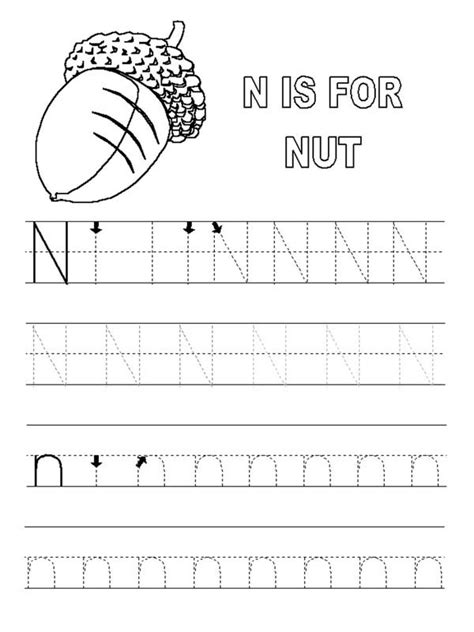 Letter N Coloring Pictures: Mr Men Coloring Pages.
