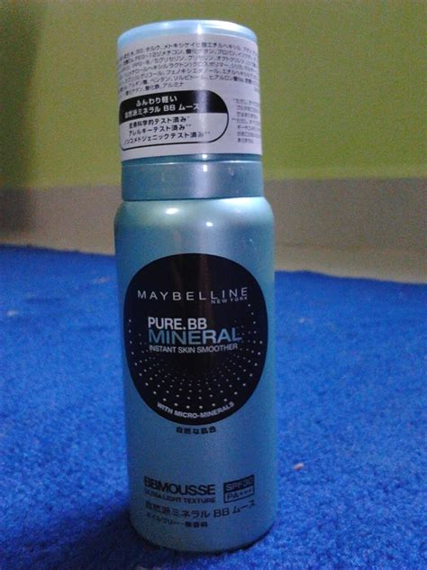 Bedak Bb Maybelline miss honey review new products bb mousse maybelline pixy two way cake beige