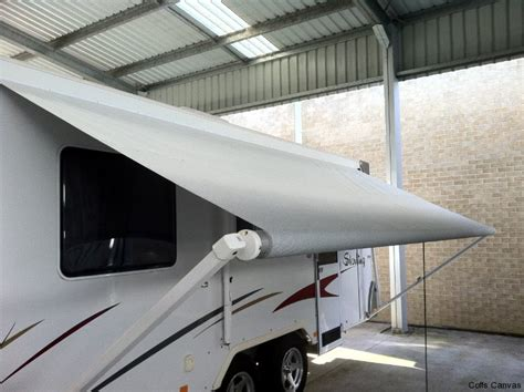 caravan rollout awnings roll out awnings bag annexes 171 coffs canvas