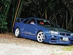 Nissan Skyline Gtr R34 Import 2000 Nissan R34 Skyline Gt R Import Tuner Magazine