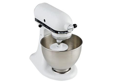 kitchenaid classic plus ksm75wh mixer consumer reports