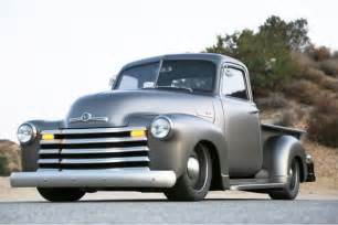 1947 To 1953 Chevrolet Trucks The Icon Thriftmaster Based On The 1947 1953 Chevy