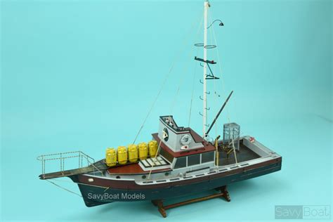 boat in jaws name orca fishing boat from jaws movie handcrafted wooden boat