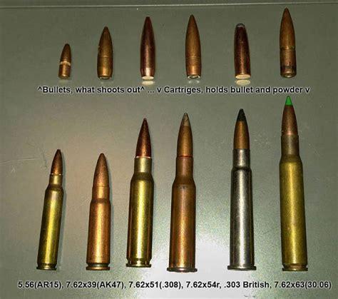 Ammo And Gun Collector Ammo Cartridge Comparison Ammo And Gun Collector Ammunition Identification