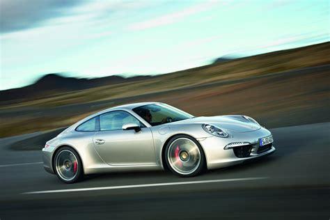 Porsche 911 Coupe by Porsche 911 S Coupe