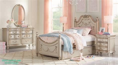 Tempat Tidur Minimalis Kayu Cat Duco 160x200 Berlaci Mewah set tempat tidur anak berlaci set tempat tidur anak