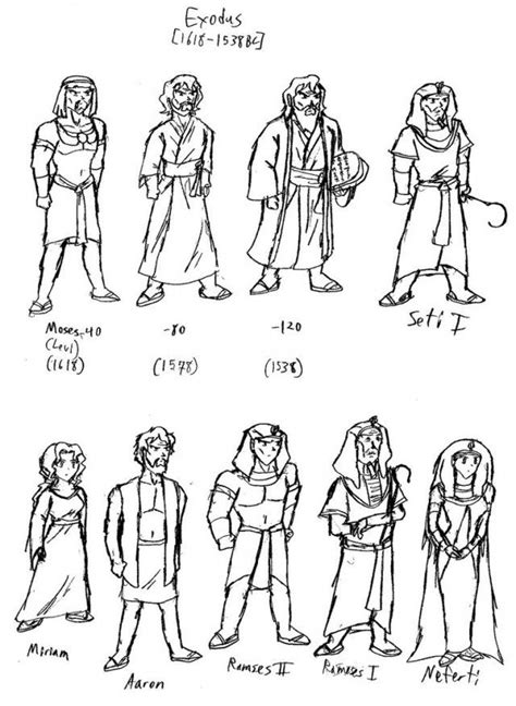 Coloring Pages Bible Characters | bible characters coloring pages coloring home