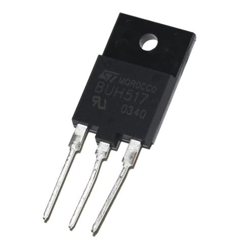 transistor horizontal tv wcom buh517 transistor horizontal deflection npn atvpartselectronique