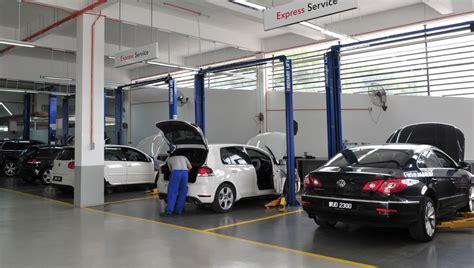 Volkswagen Service Department by Volkswagen Malaysia Introduces Its Volkswagen