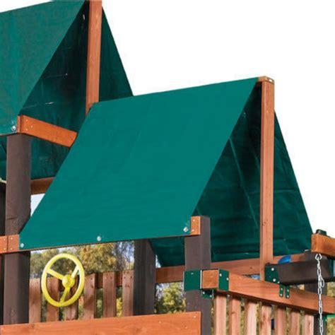 swing n slide tarp swing n slide extra duty green tarp by swing n slide at