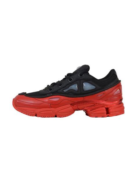 adidas by raf simons adidas by raf simons ozweego 3 sneakers black s sneakers italist