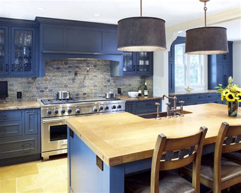 blue kitchen decor blue kitchen home design ideas pictures remodel and decor