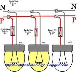 wiring a light switch each l by separately switch