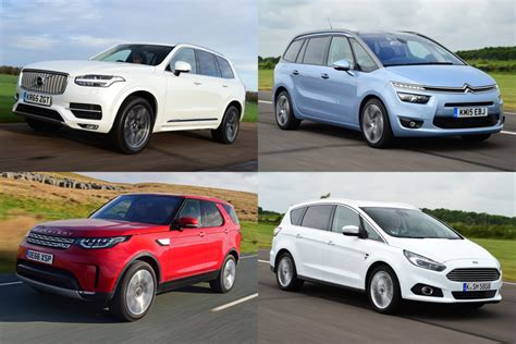 sale car uk best 7 seater cars on sale in 2018 auto express