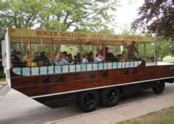 duck boat tours roger williams park city of providence boating at roger williams park city
