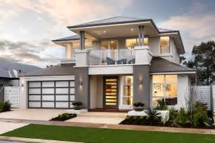 two storey homes contemporary double storey residence home design