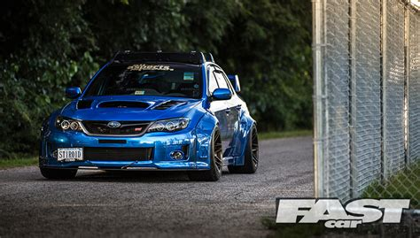 widebody wrx widebody subaru impreza wrx sti fast car