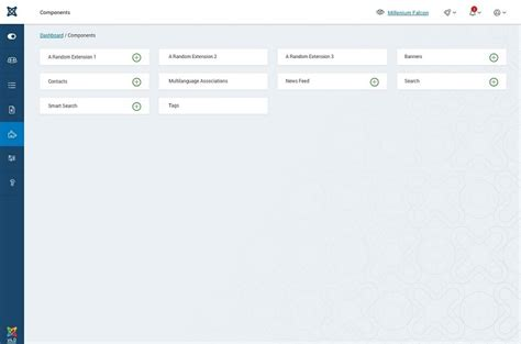 joomla component page joomla 4 new back end preview outstanding improvements