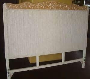 Pier One Wicker Bedroom Furniture pier 1 one imports queen jamaica collection headboard wicker rattan