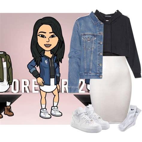 bitmoji fits fashion clothes outfits
