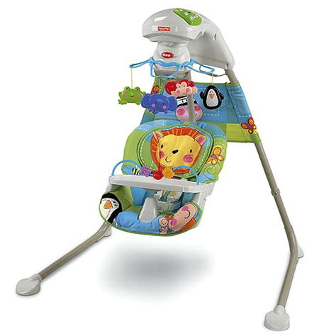 fisher price 2 way swing discover n grow cradle n swing
