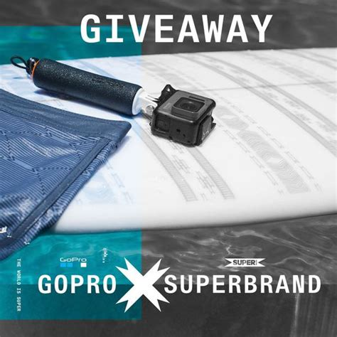 Gopro Sweepstakes - news superbrand surfboards and apparel
