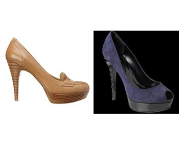 Sepatu Wanita Nine West 3 platform heels terbaru dari brand sepatu ternama