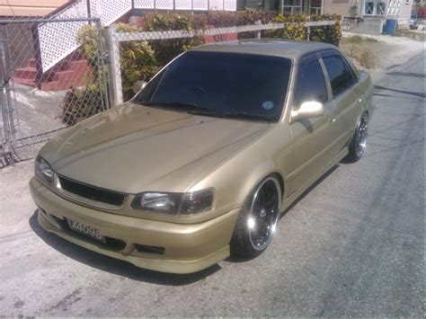 Modified Toyota Corolla 1998